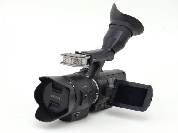 Sony NEX-VG30EHB + 18-200mm Videokamera mit Wechseloptik - Vitrinenstück (Saturn Berlin)