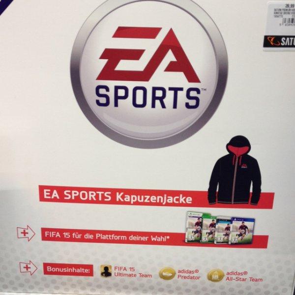 [LOKAL? Berlin] FIFA 15 Bundle