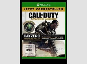 "XBOX ONE ""Call of Duty Advanced Warfare Day Zero"""