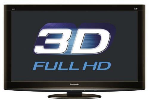 Panasonic TX P42VT20E 3D-Full-HD-TV für 799€ inkl Versand + 2 Active Shutter Brillen!!