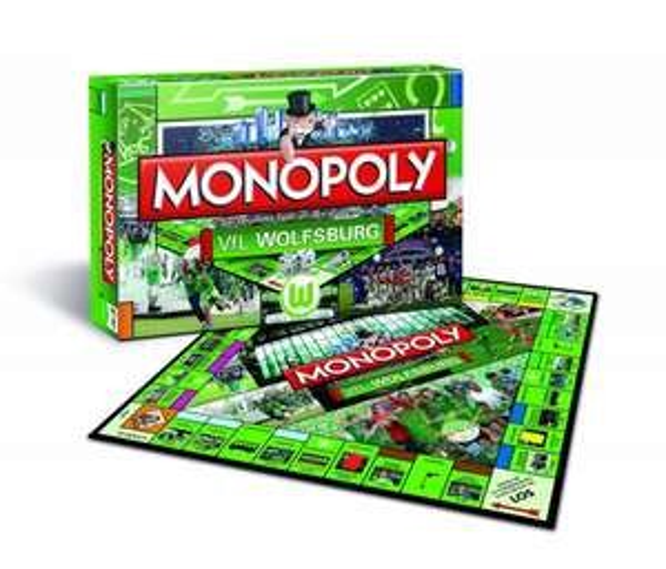 Monopoly VFL Wolfsburg / Winning Moves 42778 12,83€ oder 15,83€