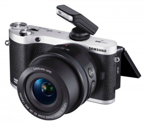 SAMSUNG NX300M schwarz + 16-50mm für 379 Euro @eBay