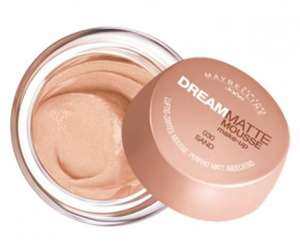 [BUDNIKOWSKY] Maybelline New York Dream Matte Mousse Make-up für 4,99€ statt 8,45€