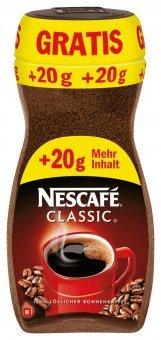 [HIT/LIDL/AEZ BUNDESWEIT] KW42: Nescafé Classic 220g Glas (+20g)