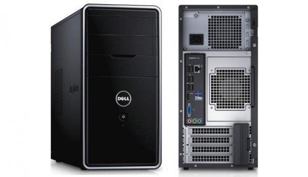 "Dell™ - PC-Komplettsystem ""Inspiron 3847"" (Pentium G3240 2x3.10GHz,4GB RAM,1TB HDD,HD Graphics,WLAN,HDMI,USB3.0,Maus+Keyboard,CD/DVD-Brenner,BT 4.0,Win 8.1 64bit) für €256,09 [@Dell.de]"