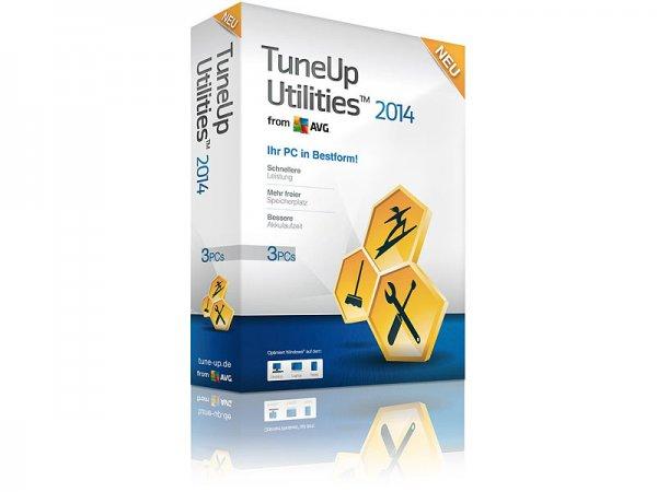 Tune Up Utilities 2014 2-Platz Version gratis statt 39,99€ bei Pearl, ohne Bestellung möglich