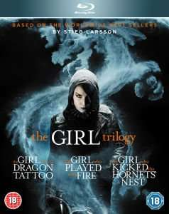 The Girl Trilogie (Blu-ray) (OT) für 8,86€ @Zavvi.com
