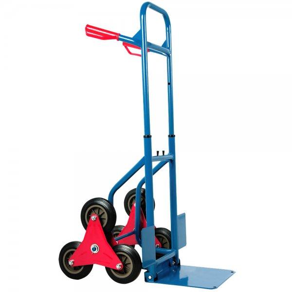ebay WoW : Sackkarre Transportkarre Treppensteiger Karre Treppenkarre Stapelkarre 200 kg  39,99€