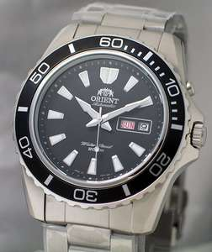 [timestore24.org] Orient Mako Deep Diver 200m Automatik Edelstahl blau CEM75002D
