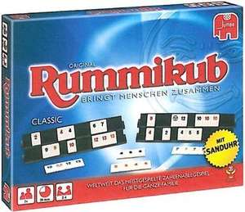 [ROSSMANN BUNDESWEIT] Jumbo Original Rummikub Classic mit Sanduhr für 15,99€ mit wenig Aufwand sogar kostenlos!