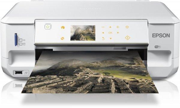 Epson Expression Premium XP-615 Multifunktionsdrucker (Kopierer, Scanner, Drucker, WiFi) für 68,03 € @Amazon.it