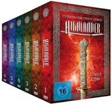 Highlander 1 - 6  Limitierte Sonder Edition