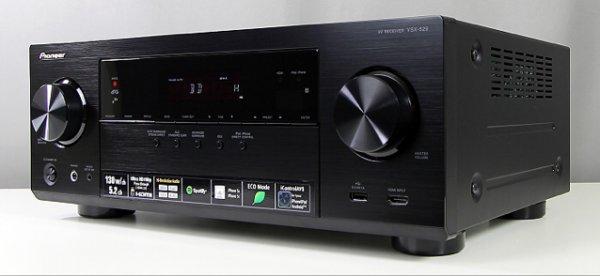 VSX-529 von Pioneer für 279 plus Versand bei Alternate