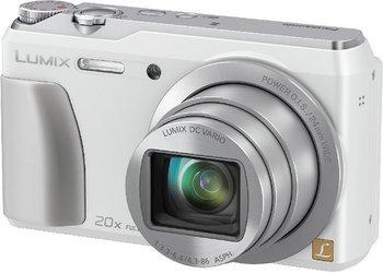 Panasonic Lumix Digitalkamera DMC-TZ55 in weiß oder rot für 149,- € @Media Markt
