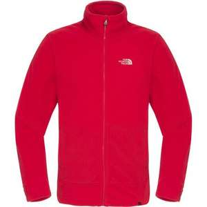 The North Face 100 New Glacier Full Zip Männer für 27,95€ + 2,95€ VSK @Globetrotter