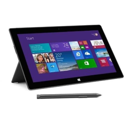 Microsoft Surface Pro 2 Tablet Wi-Fi 256 GB DA/FI/NO/SV + Type Cover 2 für nur 549 @ Ebay Cyberport