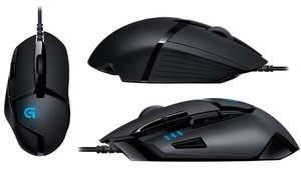[MeinPaket] G402 Hyperion Fury Gaming Mouse (dank Gutschein 45,27-)