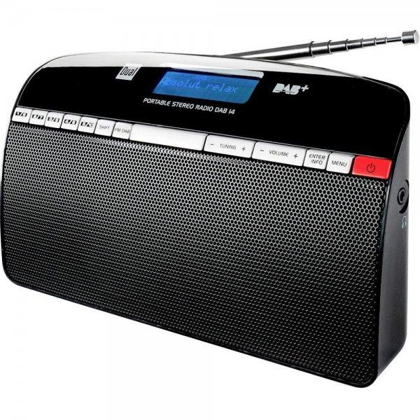 Dual DAB+ 14 Radio Kofferradio @ Conrad 33€ (Mit CoBi Gutschein 23€)