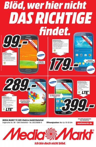 [Mediamarkt Bielefeld] S3 mini für 99.- Euro