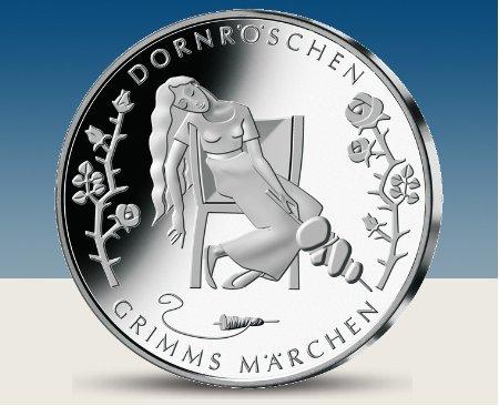[MDM] 10-Euro-Gedenkmünze für 5,95€ (4,05€ Gewinn)