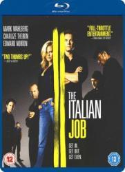 The Italian Job auf Blu-ray für nur 4,50 Euro