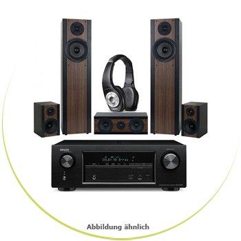 Denon AVR-X1100W/ Denon AH-NCW500/ Eltax-S30 @ soundpick.de