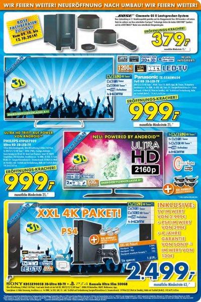 Bose Cinemate GS II für 379!! sonst 499€