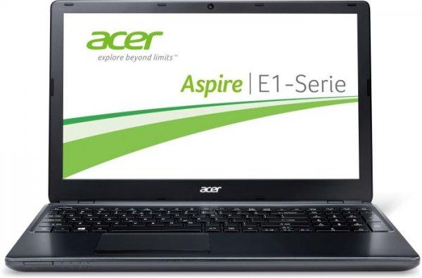 """Acer Aspire E1-572 (i5-4200U, 4GB RAM, 500GB HDD, 15,6"""" matt, 2,35kg) - 369€ @ redcoon"""