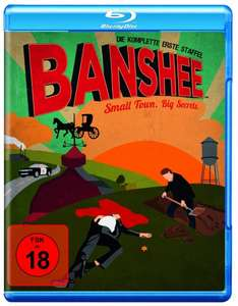 [Blu-ray] Serien (Falling Skies, Banshee, The Following etc.) und einige Filme @ Alphamovies