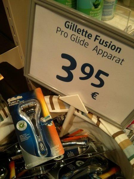 [Lokal - DM - Kleinostheim] Gillette Fusion ProGlide - 3,95€ idealo: 9,94€