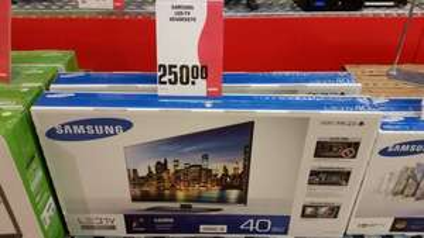 Samsung UE40H5070 für 250 statt 371€ bei Rewe