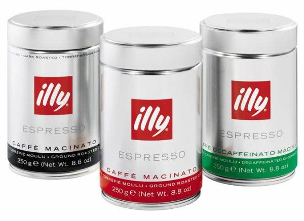 [lokal]@Karstadt/Perfetto: Illy Espresso --> 250g (Bohnen / gemahlen) für 5,99. Sonntag, 12.10. verkaufsoffen.