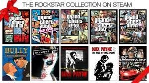 Rockstar Games Collection STEAM für 18,30€ @Nuuvem