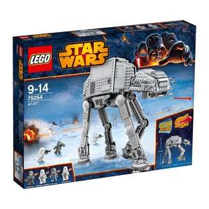 LEGO Star Wars AT-AT 75054 für 84,15 € @real.de
