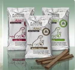 KOSTENLOSES Hundefutter - Futterpaket von PLATINUM