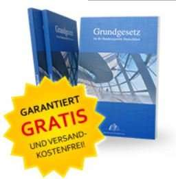 Grundgesetz (gebundene Ausgabe) Gratis & Versandkostenfrei bestellen