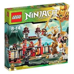 LEGO 70505 Ninjago: Tempel des Lichts  @real  33,15€