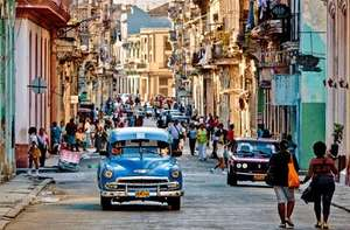 Flüge: Havanna (Kuba) in Business Class ab Amsterdam 1282,- € - Curacao 1290,- € (Oktober - März)