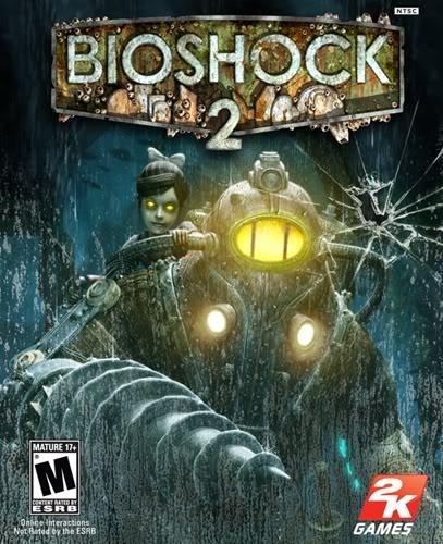 Bioshock 2 PC UNCUT für 7,98€ inkl. Versand