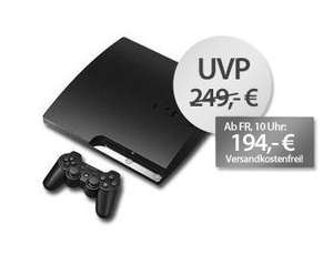 SONY PLAYSTATION 3 SLIM - 160GB