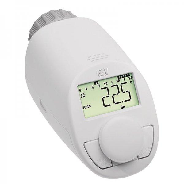 ELV Elektronik-Heizkörper-Thermostat Typ N mit Boost-Funktion @ eBay WoW
