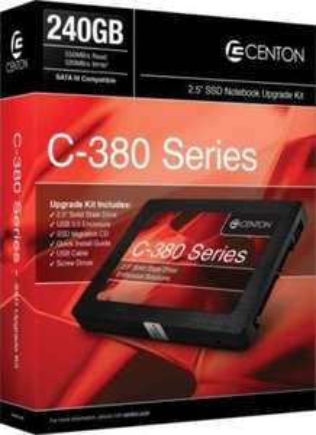 Centon Direct 2.5-Inch 240GB SSD SATA III 2.5 MLC