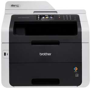 @Comtech  *Totalschaden* Brother MFC-9330CDW (Farblaserdrucker, Scanner, Kopierer, Fax)