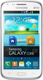 Samsung Galaxy Core DuoS i8262 weiß OHNE VERTRAGSBINDUNG 175€, GSM Shop