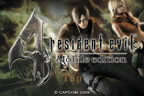 Resident Evil 4: PLATINUM für iPhone, iPod touch und iPad für 0,79€ nur bis 07.09 bei Itunes