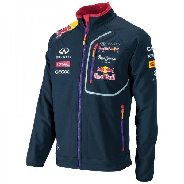 Red Bull Racing Softshelljacke - 70 Euro Rabatt!!!