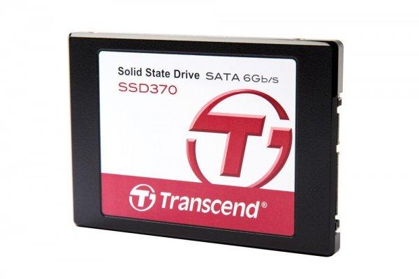 Transcend SSD370 interne SSD 256GB (6,4 cm (2,5 Zoll), SATA III, MLC)