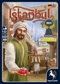 Pegasus Spiele 55115G - Istanbul *Kennerspiel des Jahres 2014* für 23,80€ @Thalia