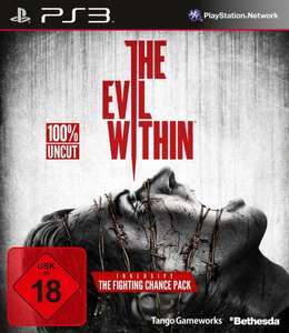 The Evil Within Ps3 und Xbox 360 für 52,99€ Amazon DE
