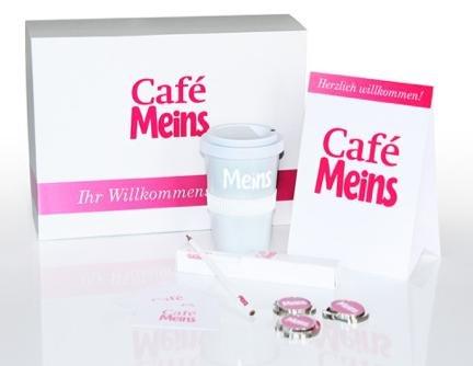 Café Meins Willkommens-Paket